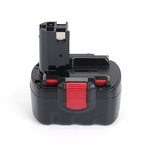 PSR 14.4 - Batería de repuesto para Bosch 2607335685 2607335533 REEXBON (Ni-Mh, 14,4 V, 3,1 Ah, para Bosch 2607335711 2607335275 BAT038 BAT040 BAT140 GSR .4VE-2 .
