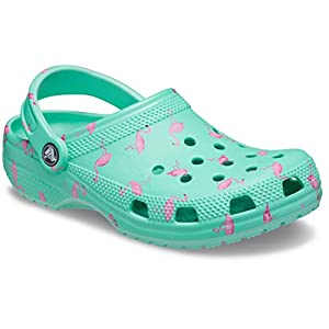 Crocs Classic Graphic Clog | Water Slip on Shoes