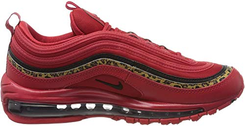 Nike Damen WMNS Air Max 97 Sneaker, Rot (Red Bv6113-600), 38.5 EU
