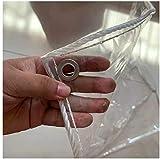 ZHANGQINGXIU Lonas Impermeables Exterior,Lona Impermeable Resistente Balcón Paño De Plástico A Prueba De Lluvia Resistente A La Intemperie Cubierta De Planta Fácil De Plegar Panel De Protección Solar