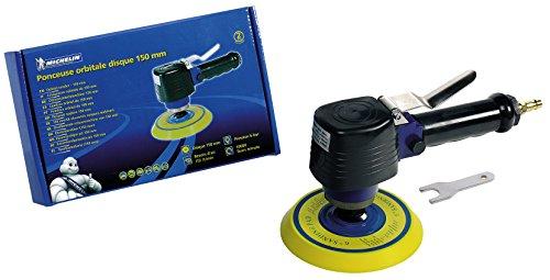 Michelin CA-6035000047 - Lijadora roto orbital, disco 150 mm. 112 lt/min- 6 bar -10000 osc./min.