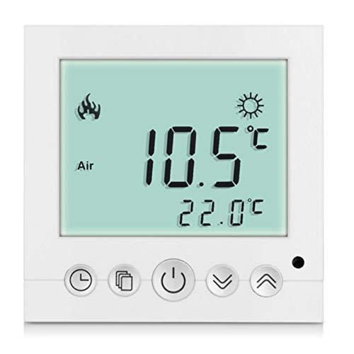 Digital Thermostat C16, Unterputz Regler für elektrische Fußboden-Heizung
