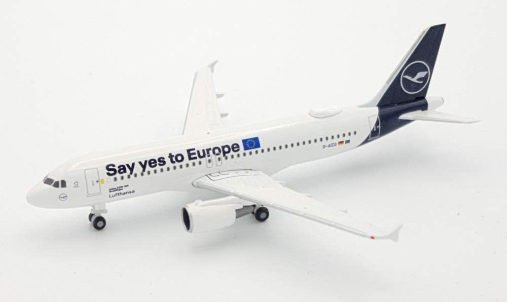 Tampa Mall Herpa Wings Regular dealer 533614 Lufthansa Airbus A320 1 Yes 5 Europe' to 'Say