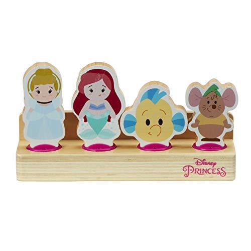 Wooden Princess 4-Figure Set- Styles Vary