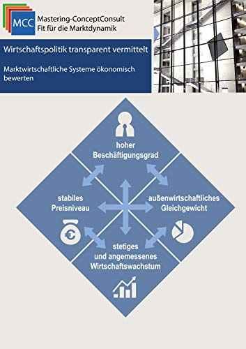Wirtschaftspolitik transparent vermittelt: Marktwirtschaftliche Systeme ökonomisch bewerten (MCC Wirtschaft eBooks 32) (German Edition)