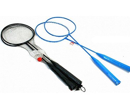 Fiesta Palace - set de badminton 2 raquettes & balle