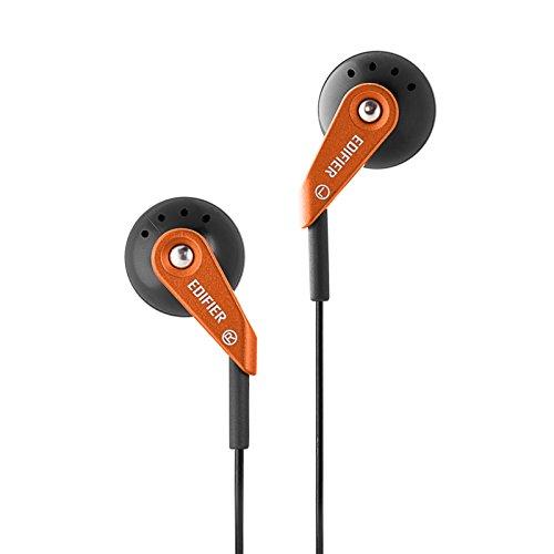 Edifier H185 Kopfhörer Hi-Fi Klassisches Earbud Design Ohrhörer Ohne Mikro Gold