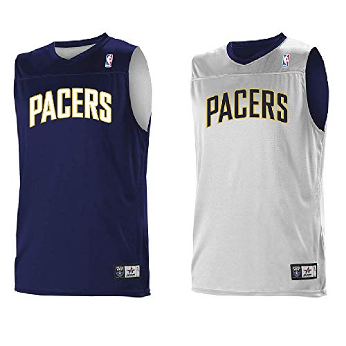 Alleson Youth Logo NBA Game Jersey - Indiana Pacers - X-Large