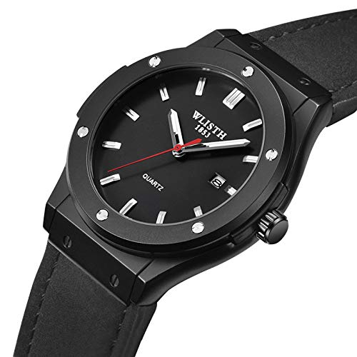 Waterproof Watch, Casual Compass Digital Outdoor Sports Watch for Men, Classic Stopwatch Countdown Military
