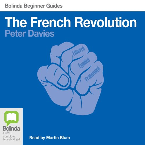 French Revolution: Bolinda Beginner Guides audiobook cover art