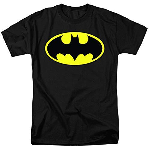 Batman Classic Logo T Shirt (X-Large)