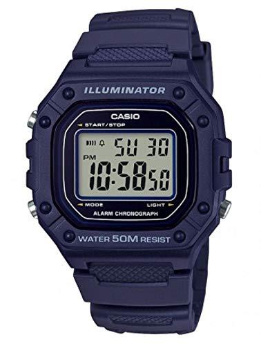 Casio Herren-Armbanduhr W-218H-2AVEF