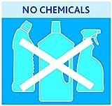 Vileda Steam Dampfreiniger, für streifenfreie und hygienische Sauberkeit, Entfernt 99,9% der Bakterien ohne chemische Reinigungsmittel - 11