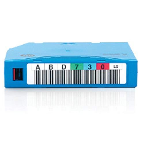 LTO-5 Ultrium RW Barcode-Etiketten, 96 Stück, mit 4 extra Reinigungsetiketten