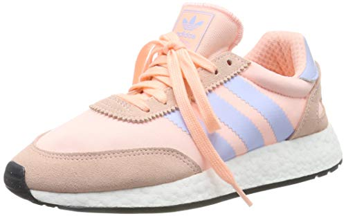 adidas Damen I-5923 W Gymnastikschuhe, Orange (Clear Orange/Periwinkle/Core), 39 1/3 EU