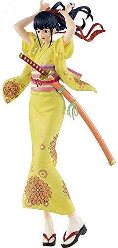 Bck 27cm Anime Fans y Otaku Adornos Juguetes para Adultos One Piece O-Kiku Acabado Pose Pose Versión Anime Carácter Modelo PVC Material Estatua Favorito Colecciones