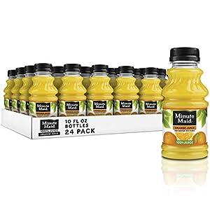 Minute Maid Orange Juice Drinks, 10 Fl Oz, 24 Pack |