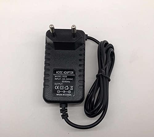 Adaptador CA/CC de 12 V adecuado para reproductor de karaoke americano GF842, GF830, KKJK830, 180601, DVD/CDG/MP3G, reproductor Bluetooth, karaoke, sistema de alimentación, fuente de alimentación PSU