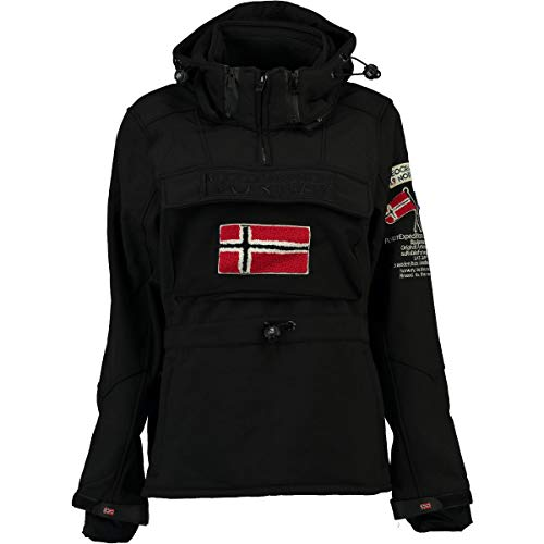 Geographical Norway, Giacca da donna, TILSIT, nero 03
