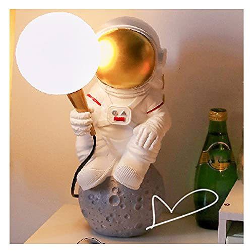 Astronaut Collectie Statues Sculptures Decorative,Astronaut Nachtlampje Creatief Decoration Figures,statue Resin…