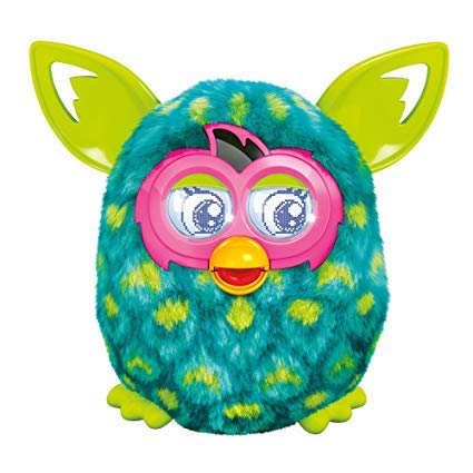 Furby Boom Peacock -...