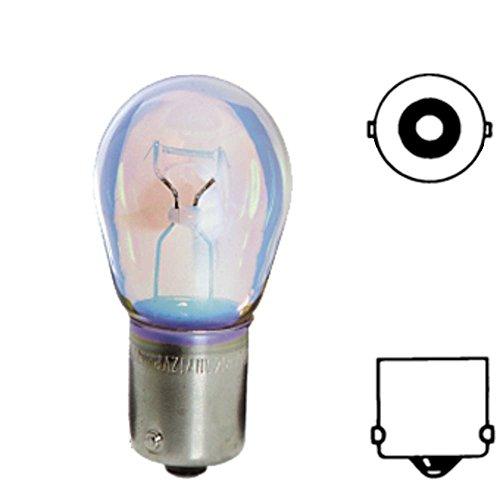 HELLA 8GA 002 073-121 Ampoule - P21W - Standard - 12V - 21W - Type de culot: BA15s - Boîte - Quantité: 10