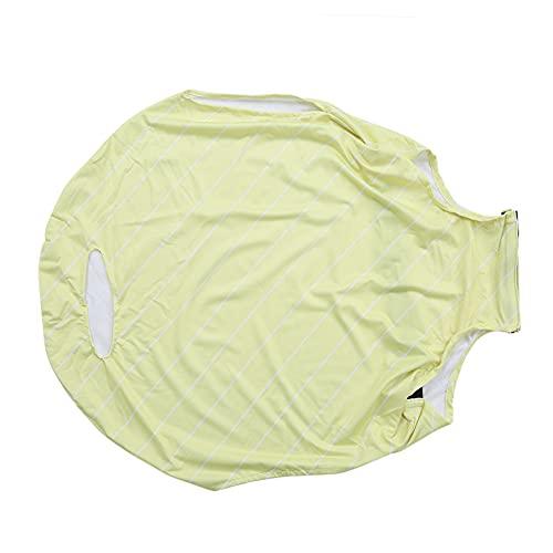 Changor Protector de Maleta Conveniente, Material Premium con Leche de Leche m