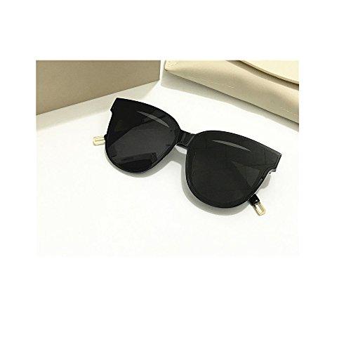 day spring online shop Unisex Sonnenbrille Für sanfte Korea Gentle Man or Women eyeware V Brand IN Scarlet Sunglasses for GM Sunglasses -Black Frame Black Lens