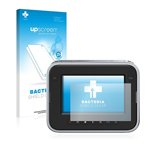 upscreen Protector Pantalla Compatible con Blackmagic Production Camera 4K Película Protectora Antibacteriana