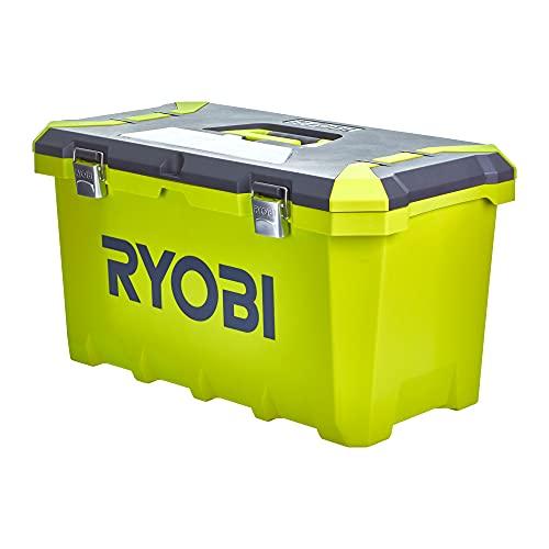 Ryobi Werkzeugkasten, 56 l, Metallklammern