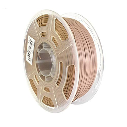 bobotron Filamento de madera para impresora 3D, 1 kg, 1,75 mm, 330 m, materiales de impresora 3D, material de plástico