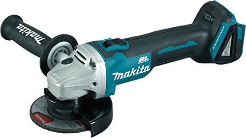 Makita Makita DGA456 V Li-ion LXT Brushless 115 mm Angle Grinder, No...