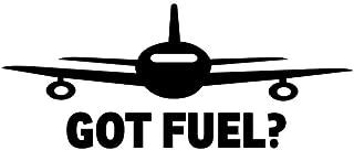 PressFans - GOT Fuel Aviation Pilot Decal Sticker