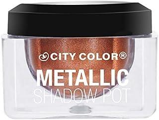 CITY COLOR Metallic Shadow Pot - Solar (並行輸入品)