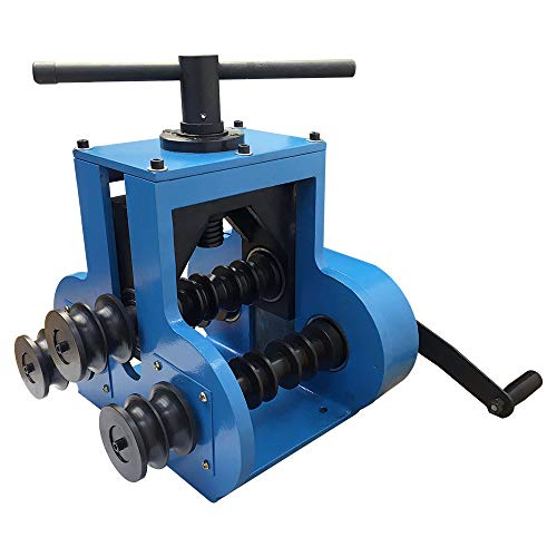 DBM Imports Manual Pipe Tube Roller Bender