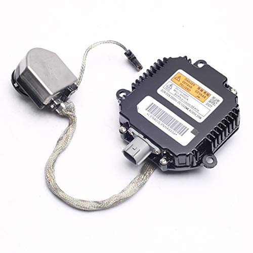 SEEU AGAIN 28474-89904 Xenon HID Headlight Ballast with Ignitor Control Unit Module kit Replacement for Infiniti EX35 EX37 JX35 QX56 FX35 FX45 QX70 M35 M37 M45 M56 G35 G37 Nissan 350Z 370Z Altima GT-R