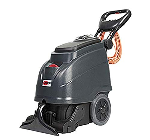 """Viper Cleaning Equipment 50000545 CEX410 Self-Contained Carpet Extractor, 16"""", 9 Gal, 120 PSI Pump, 3-Stage Vac Motor"""