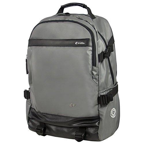 e-Vitta S Gear Notebooktasche 40,6 cm (16 Zoll) Rucksack Grau - Notebooktaschen (Rucksack, 40,6 cm (16 Zoll), Schultergurt, 900 g, Grau)