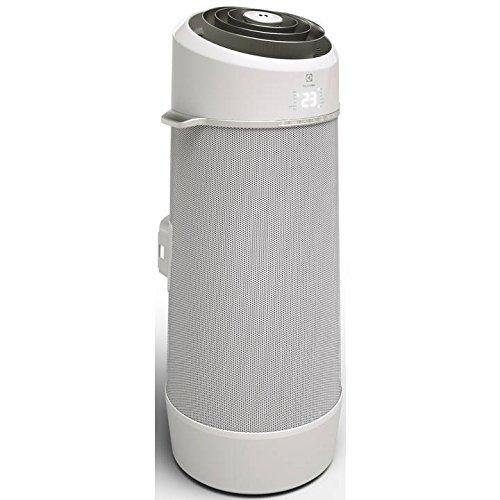 Electrolux WP71-265WT AirFlower WiFi Climatizzatore Portatile, 1100 W, 44 Decibel, raffreddamento: 10.400 BTU/h; riscaldamentoo: 7.200 BTU/h, Plastica