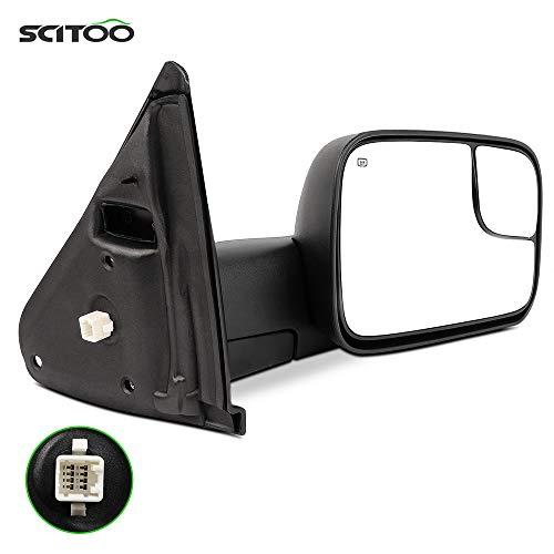 03 dodge ram 1500 tow mirror - 6