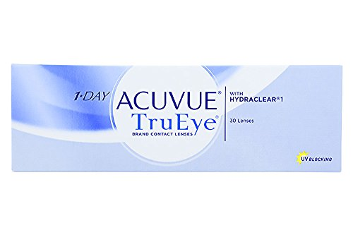 Johnson&Johnson, 1-Day Acuvue TruEye, 30er Packung Kontaktlinsen