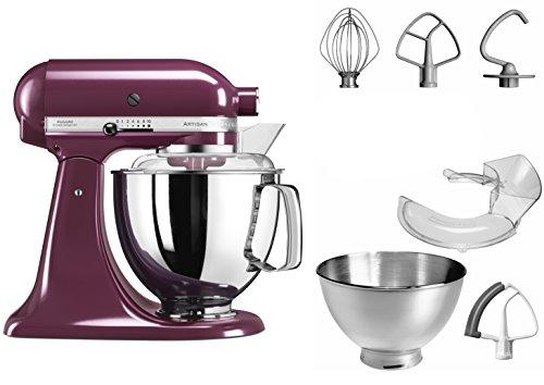 KitchenAid Artisan - Robot de cocina (Púrpura, Acero inoxidable, 50/60 Hz)