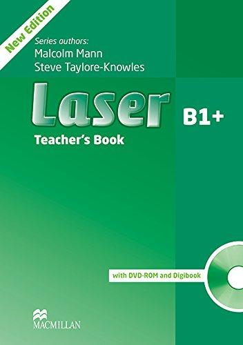 Laser 3rd edition B1+ Teacher\'s Book Pack