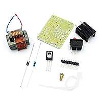 15KVインバーター発電機イグニッションコイルモジュールDIYキットDC3.7V-4.2Vファイアコイルモジュール