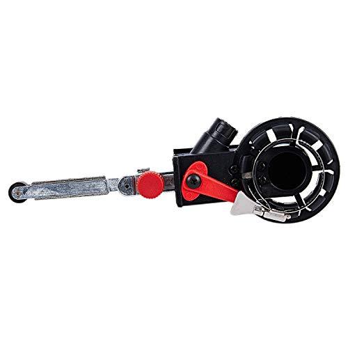 TOOGOO Diy-Schleifer Bandadapter Fuer Elektrischen Winkelschleifer 115/125 Mit Gewindespindel M14 Fuer Die Holzbearbeitung Und Metallverarbeitung