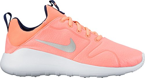 Nike Damen WMNS Kaishi 2.0 SE Laufschuhe, Pink (Lava Glow Rosa/Metallsches Silber-Binary Blau), 38.5 EU
