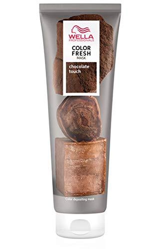 Wella Color Fresh Natural Chocolate Touch Tönungsmaske 150 ml