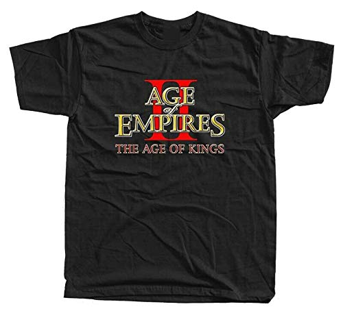 Age of Empires II The Age of Kings, Game 1999, T-Shirt