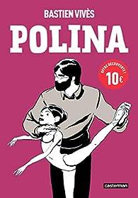 Polina par Bastien Vivès