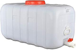 Seau horizontal de qualité alimentaire Grand seau seau en plastique de qualité alimentaire épaissi avec un couvercle pour ...